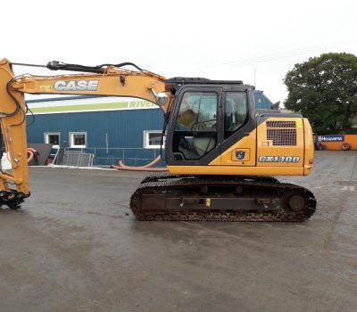 CASE CX130D Excavators