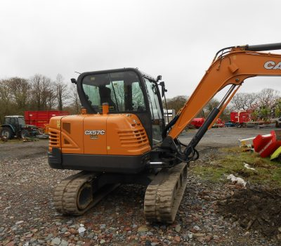 CASE CX57C Excavators